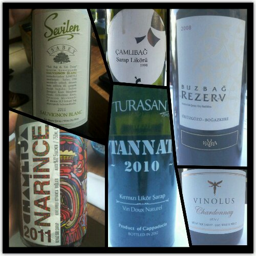 Turkish Wines